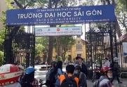Thông tin tuyển sinh năm 2020 Đại học Sài Gòn